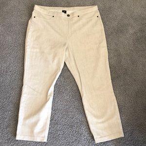 Hue Capri leggings